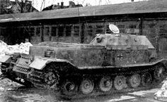 Bergepanzer Tiger (P)  m WK2 wurden 90 Fahrgestelle (von Porsche, nicht Henschel) für den geplanten Kampfpanzer Tiger 1 in den Nibelungenwerken zum Jagdpanzer Ferdinand/Elefant umgebaut. Nach dem ersten Einsatz bei Kursk im Juli 1943 baute man 5 Fahrgestelle zu Berge und Abschleppfahrzeugen um. sie erhielten einen niedrigen Panzeraufbau mit einem MG 34 zur  Selbstverteidigung.  Kein Bergetiger(P) hat den Krieg überlebt.
