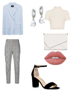 """""""No 146 💍"""" by bedriyee on Polyvore featuring Mode, SLY 010, Alexander Wang, Kate Spade, Staud, Kendall + Kylie und Lime Crime"""