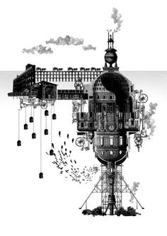 89 creative ways architectural collage - Creative Maxx Ideas : 89 creative ways architectural collage Architecture Graphics, Architecture Student, Architecture Design, Paper Architecture, Architecture Visualization, Gothic Architecture, Conceptual Architecture, Architecture Sketches, Architecture Portfolio
