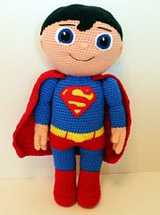 Ravelry: Super Buddy - Kid Hero pattern by Mary Smith