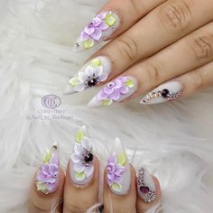 382 Likes, 0 Comments - Veronica Vargas (@veronicas_nail_art) on Instagram