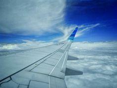 Clouds upside Indonesia