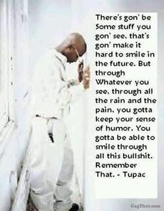 Gotta remember to smile through the bullshit!!