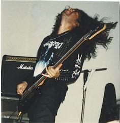 ABHORRENCE - Kleber Varnier - Metal Massacre Metalfest - 1998
