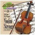 La Bella Violin Strings - 3/4 Size by La Bella Violin. $19.99. LaBella is an American brand of strings made by E&O Mari. Their popularity is low, but the quality of the products, and value, are quite good.  You will discover what professionals have always known, nothing has the magic sound of La Bella's acoustic steel. Made using old world techniques that have been a 400 hundred year old family tradition, every matched set of La Bella's string feature unsurpassed con...