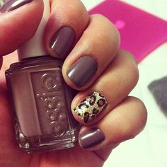Essie nails & design...love!