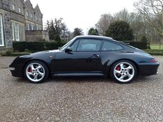 PORSCHE 993 C4S by kamgills, via Flickr
