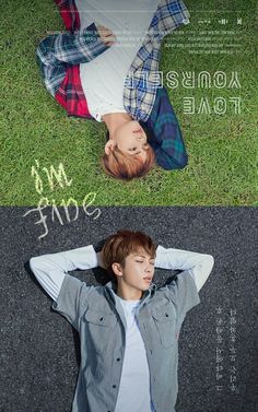 """OMO!! NOW WE HAVE """"SAVE ME"""" AND """"I'M FINE"""" WOOWW"""