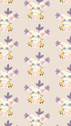 Gatomon, Simple Wallpapers, Digimon Adventure, Kawaii Wallpaper, Manga Pictures, Anime Art, Pokemon, Fan Art, Phone