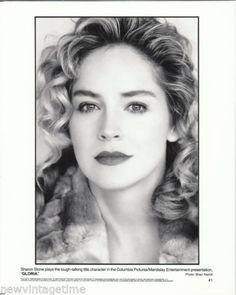 Four-4-Original-Studio-8X10-B-W-Photos-SHARON-STONE-Gloria-1998
