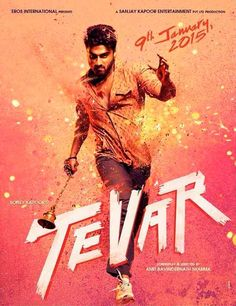 Revealed: First look of 'Tevar'