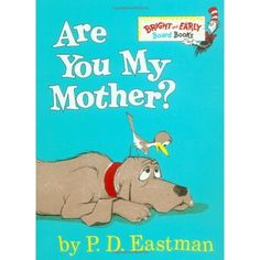 A classic and, for many kids, a great book for learning how to read, this tells the story of a baby bird who falls from his nest and sets out in search of his mother. Appropriate For Ages: 3+ Click to Buy: Are You My Mother? ($5)