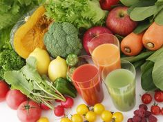 Foods that keep us young