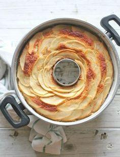 Il pan di mele è una torta sofficissima e molto profumata alle mele e cannella, si chiama così perchè è ...