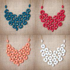 Need big necklaces