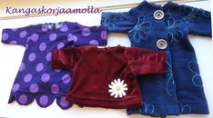 ompele nukenvaatteet Onesies, Kids, Clothes, Fashion, Toddlers, Outfit, Moda, Boys, Clothing
