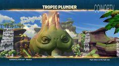 Skylanders SuperChargers Tropic Plunder Gameplay