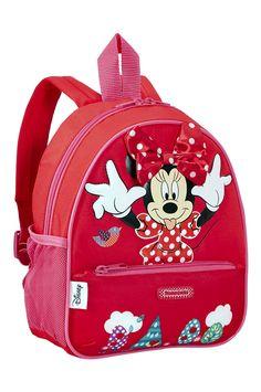 67f1c6c7aa0 Disney by Samsonite Pre School Rucksack S 00 minnie floral