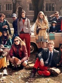 Pictures : Tommy Hilfiger Fall 2013 Campaign