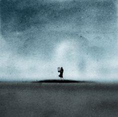 Päivi Hintsanen: A Woman and an Empty Birdcage, 2014