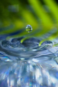 Vibrant Imaging/Water & Drops