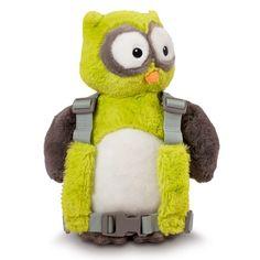 Goldbug 2 in 1 Harness Buddy Owl