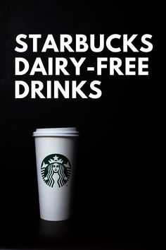 You can get almost every type of Starbucks recipe in the dairy-free category. Still, some things taste only good with whole milk. What's even impressive, they offer dairy-free additions such as dairy-free sprinkles, sauces, and syrups. In addition, several drinks exempt either dairy milk or dairy-based additions altogether. The options are as delicious as other drinks, and you don't have to ask for a particular order that costs a few dollars more. #coffee #starbucks Coffee Cream, Coffee Type, Black Coffee, Coffee Tasting, Coffee Drinkers, Almond Milk Shakes, Coconut Milk Drink, Starbucks Specials, Types Of Coffee Beans
