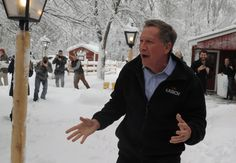 John Kasich's Disastrous Campaign Proves How Ignorant the Majority of Republicans Are John Kasich, Campaign, Action, Group Action