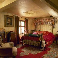 Bedroom Moroccan Photo
