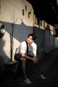 Gong Yoo captures the warmth of spring with 'Epigram' Asian Actors, Korean Actors, Goong Yoo, Goblin Gong Yoo, Goblin Kdrama, Yoo Gong, Kim Go Eun, Bae, Kdrama Actors