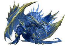 Monster Concept Art, Fantasy Monster, Monster Art, Dragon Rpg, Fantasy Dragon, Creature Feature, Creature Design, Fantasy Creatures, Mythical Creatures