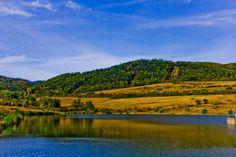 Drienica Reservoir, Eastern Slovakia, district Presov