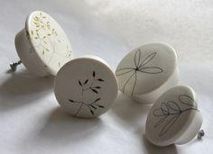 porcelain knobs by karin eriksson, via Flickr