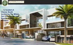 Superlink For Sale at Sutera Heights, Alam Damai