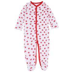 Size 6M-5T Leveret Baby Boys Wolf Fleece Footed Sleeper Pajama