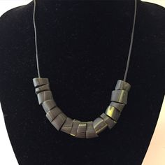 Military style necklace. Unisex necklace.