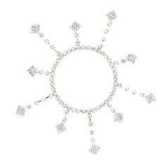Crystal Chandelier Bracelet