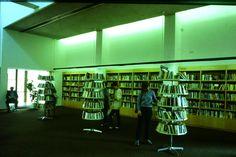 Milton Keynes Libraries in the 1980s