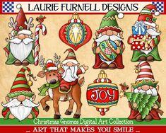Christmas Gnome, Christmas Gift Tags, Christmas Ornaments, Christmas Ideas, Merry Christmas, Christmas Decorations, Christmas Blessings, Whimsical Christmas, Office Christmas