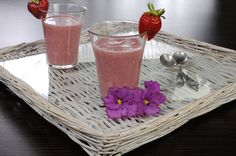 Not all smoothies need a little dairy and here some that are just as good without!