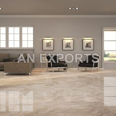 Nugarhe large floor tiles are available in a range of colours including these sa. Nugarhe large floor tiles are available in a range of colours including these sand tiles. Tiles Design For Hall, Living Room Tiles Design, Floor Design, Tile Design, Design Design, Hall Flooring, Living Room Flooring, Flooring Ideas, Large Floor Tiles