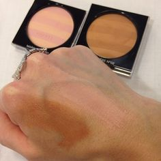 Chanel le beige great outdoors collection swatches