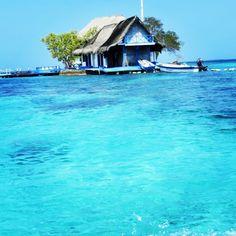 Islas del Rosario, Playa Blanca, Isla Baru