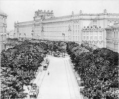 Otto Wagner, War Ministry, Vienna
