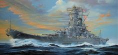 Were the Yamatos not the single best-looking battleship class ever?