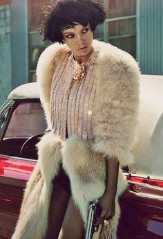 glitter-in-wonderland:   Stella Maxwell photographed byFrancesco Carozzini forInterview Magazine Russia November 2014  xx