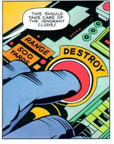 Jack Kirby Quotes Comics And Cartoons - - Old Comics, Vintage Comics, Funny Comics, Creepy Comics, Gravure Illustration, Illustration Art, Vintage Illustrations, Comic Books Art, Comic Art