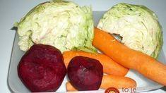 kg cvikly, kg mrkvy, jablko, chren, citron Healthy Desserts, Healthy Tips, Healthy Eating, Healthy Recipes, Czech Recipes, Ethnic Recipes, Cooking Pork Tenderloin, Good Food, Yummy Food