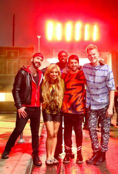 We are ninjas, we are turtles, we will save the day! Pentatonix