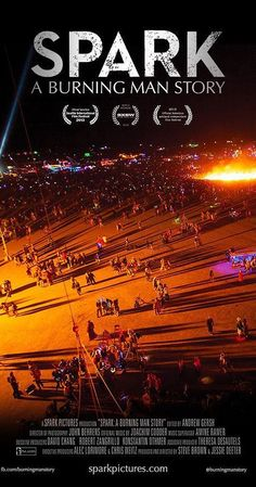 Spark: a Burning Man Story by Steve Brown and Jessie Deeter